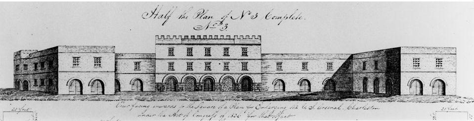 Federal Arsenal 1838