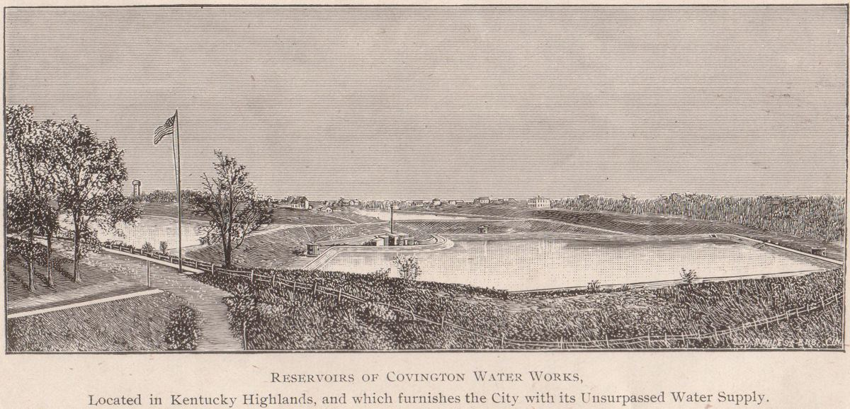 covington waterworks 1903