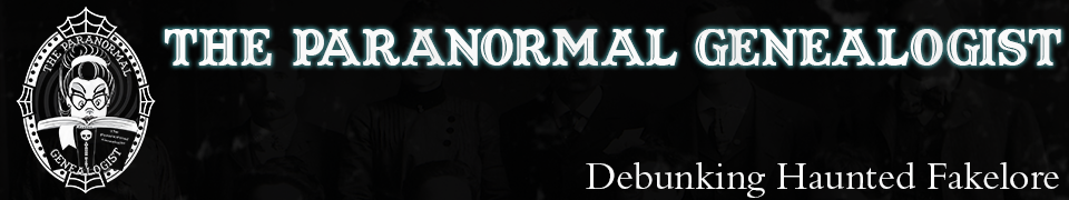 Paranormal Genealogist